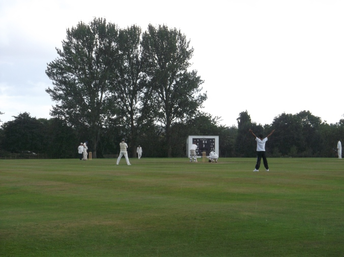 Harborough 2 v Leicester Banks